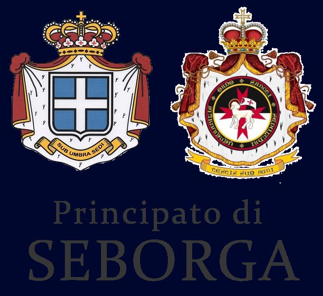 Principato di Seborga Logo